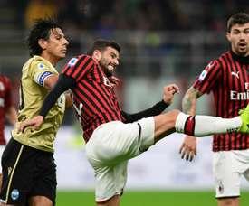 Musacchio torna in gruppo. Goal
