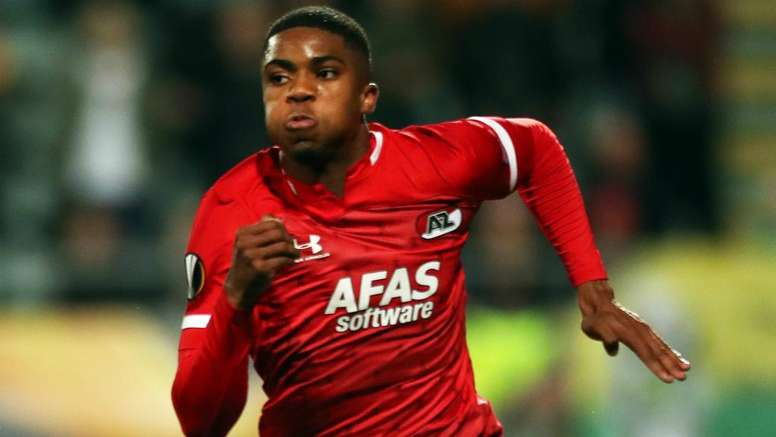 Boadu of AZ Alkmaar has been selected by Holland. GOAL