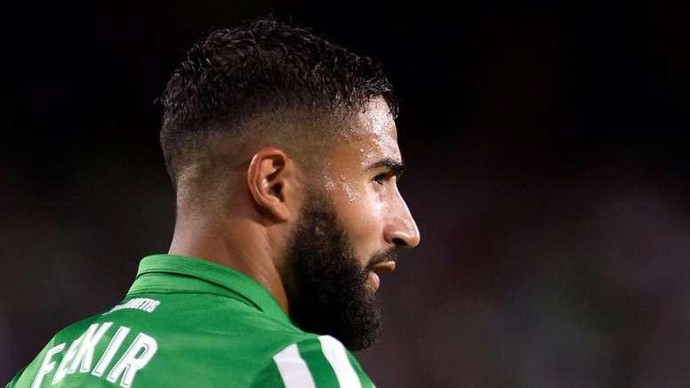 Nabil Fekir devrait rester au Betis la saison prochaine. Goal