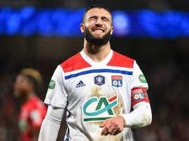 Fekir manquera la dernière rencontre de la saison de Lyon. Goal