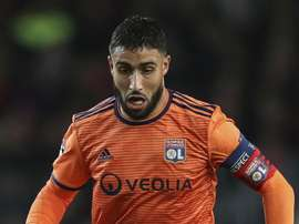 Nabil Fekir may leave Lyon in the summer. GOAL