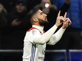 Fekir has been linked with a move away from Lyon. GOAL