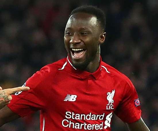 Naby Keita présent dans la liste guinéenne pour la CAN. GOAL