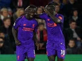 Southampton-Liverpool 1-3: 'Reds' di nuovo primi in Premier League.