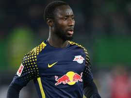 Leipzig cogita liberar Keita mais cedo para o Liverpool