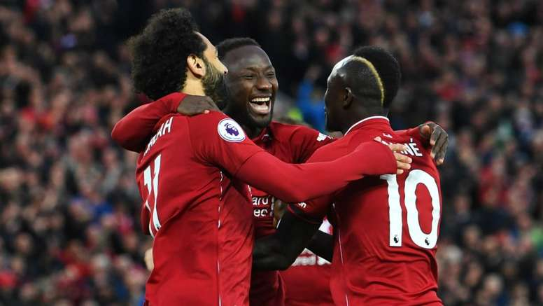 Klopp feels Liverpool are being rewarded for Keita patience. GOAL
