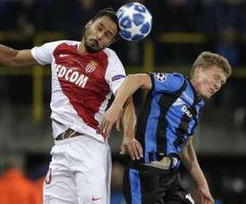 Chadli devrait quitter Monaco. AFP