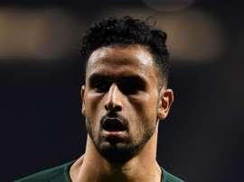 Chadli has moved to Anderlecht on a season long loan. GOAL