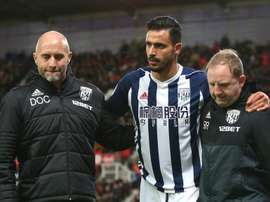 Chadli is set for another spell on the sidelines. GOAL