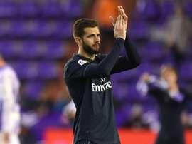 Nacho: Madrid slump complicated. Goal