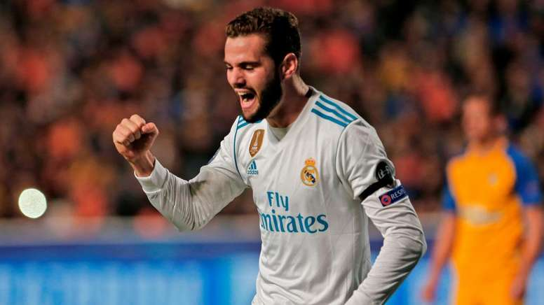 Nacho terá de estar em cima de Neymar. Goal