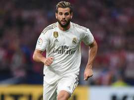 Nacho suffers MCL injury in Real Madrid draw.