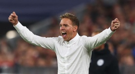 Nagelsmann will take over the reigns of RB Leipzig. GOAL