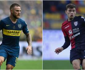 Nandez and Barella could both be on the move. GOAL