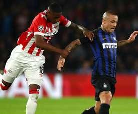 Onde vai passar o jogo da Inter de Milão contra o PSV, pela Champions League?. Goal
