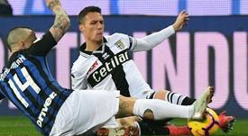 Parma-Frosinone, D'Aversa lancia Siligardi: in A è fuori lista