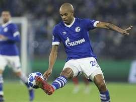 Naldo deixa a Bundesliga. Goal