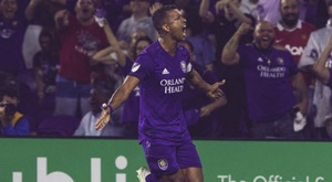 Nani helped Orlando to a comprehensive victory over Cincinnati. GOAL