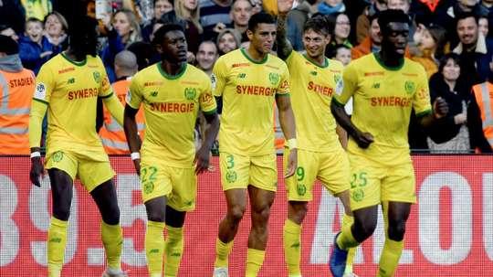 Un Nantes incroyable. Goal