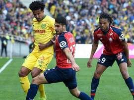 Lille a une nouvelle fois pris les trois points. Goal