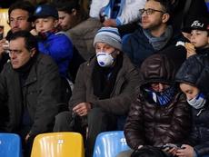 Jornalista espanhol é diagnosticado com coronavírus após cobrir jogo da Liga dos Campeões