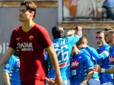 Roma-Napoli 1-4: disastro giallorosso, godono i partenopei. Goal