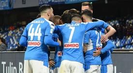 Il Napoli conquista la semifinale. Goal