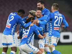 Naples remporte son match contre la Lazio. Goal