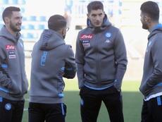 Napoli postpone return