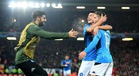 De Laurentiis backing Napoli squad