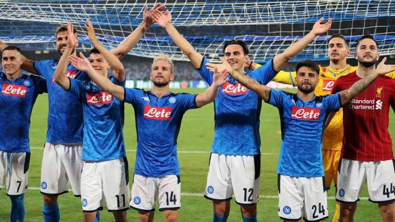 Klopp: Napoli can win CL