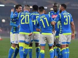 Gli azzurri volano agli ottavi di Europa League. Goal