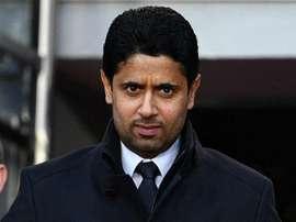 Nasser Al-Khelaïfi mis en examen pour corruption. Goal