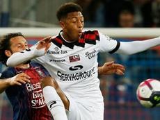 Guingamp forward Nathael Julan dies aged 23