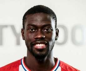 Ndiaye is now a Stoke player. GOAL