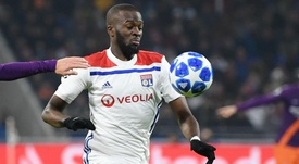 Ndombele has been linked with a move to Tottenham this summer. GOAL