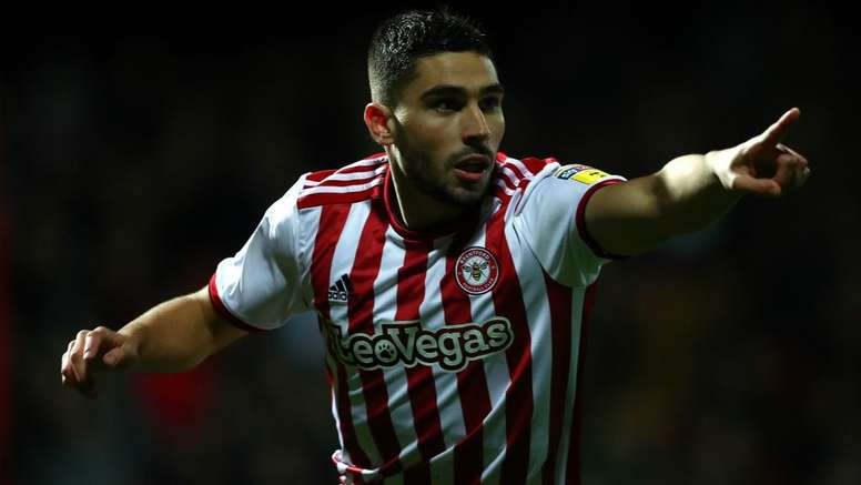 Maupay has signed for Brighton after impressing at Brentford. GOAL