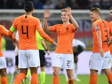 Koeman applauds Netherlands' resilience after Germany thriller