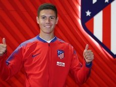 Atletico Madrid sign Nehuen Perez