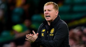 Teenage duo Dembele and Robertson delight Celtic boss Lennon. GOAL
