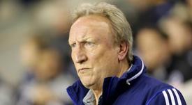 Warnock has left the club. GOAL