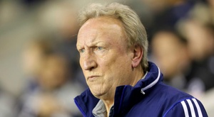 Warnock has left the club. GOAL