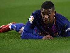 Semedo picked up the injury against Girona. GOAL