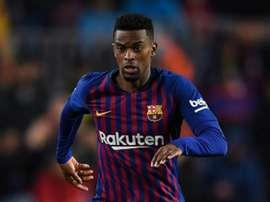 Jogador do Barça é vítima de racismo na Champions. Goal