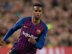 Nelson Semedo was cleared of a concussion. GOAL