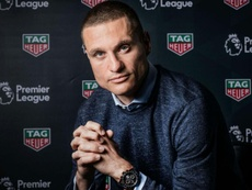 Nemanja Vidic launched a staunch defence of United's back line. GOAL