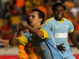 Valencia have signed Namanja Maksimovic form Astana. GOAL