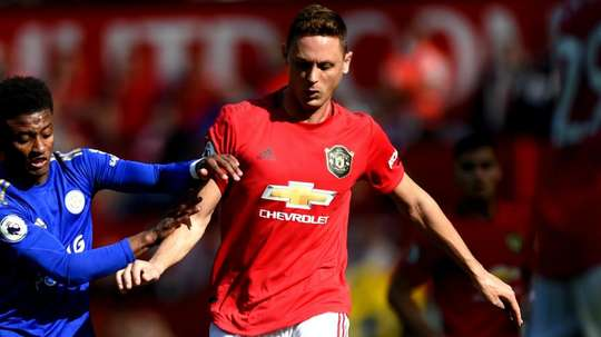 Matic frustrated with Man United role.