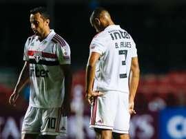 O São Paulo foi eliminado da Libertadores. Goal