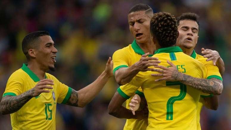 As seleções e os jogadores mais caros da Copa América. Goal